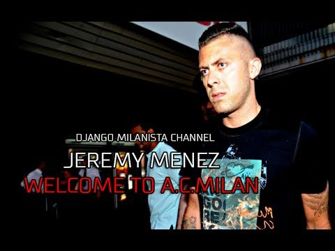 Jeremy Menez - Welcome To A.C.Milan