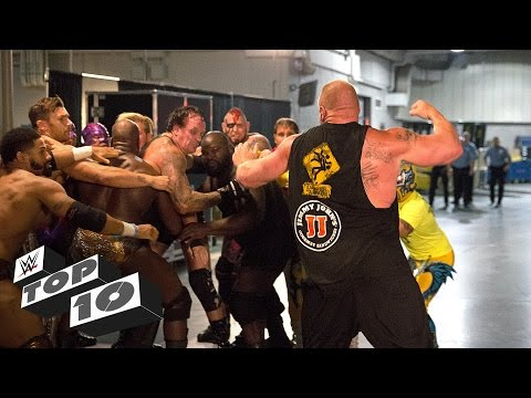 Brutal Backstage Assaults: WWE Top 10