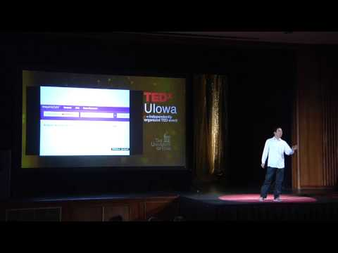 How to be a Social Entrepreneur: Andy Stoll at TEDxUIowa