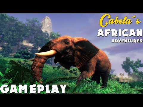 Cabela\'s African  (Gameplay e analise)