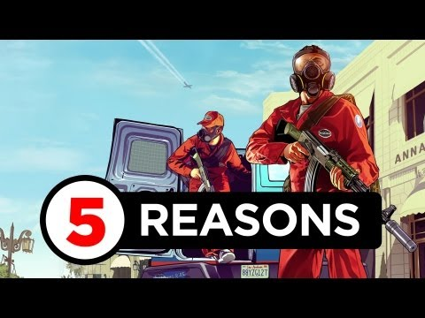 5 Reasons Video Games Can Make Great Movies (2013) HD