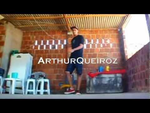 Arthur Queiroz #Treino Base // Free Step 60%