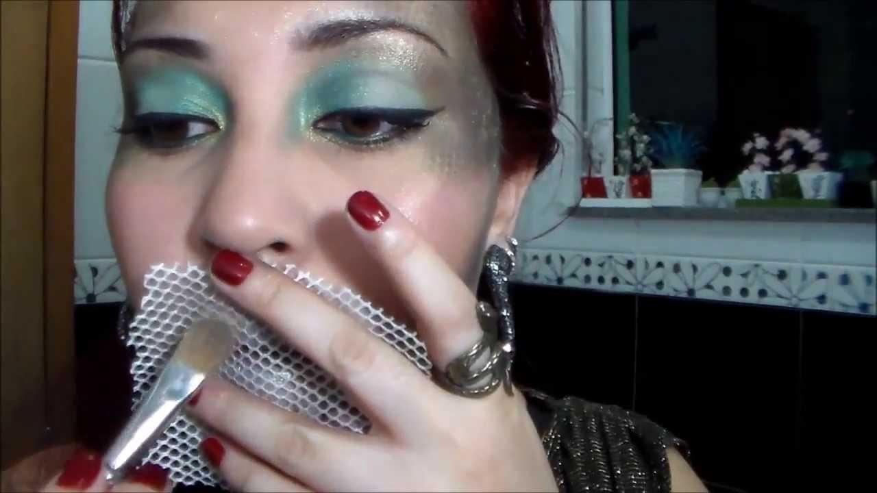 Make Up Tutorial Medusa Youtube