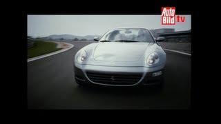 Tracktest Ferrari 612 Scaglietti - 612 Scaglietti der Gentleman-Ferrari videos