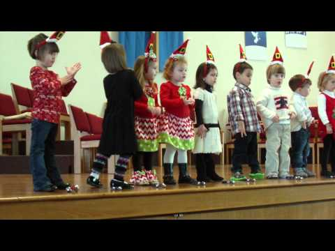 Vera's Sx achool Christmas Program 2013