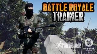 Battle Royale Trainer - Trailer