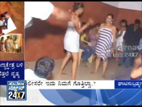 SR Valley_ Naked girls dance - Seg _ 1 - 28 May 13