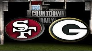 Packers Vs. 49ers NFC Wild Card Round Playoff PREVIEW