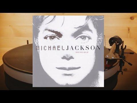 Michael Jackson - Invincible - Full Album - Vinyl