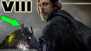 Why Luke Skywalker's Hand is Damaged (Spoilers) - Star Wars The Last Jedi Theory Explained