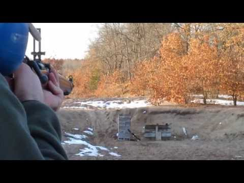 Shooting the WW2 M1903 Springfield