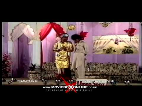 BAKRA KISTOON PE 2 - UMAR SHARIF - PAKISTANI COMEDY STAGE DRAMA