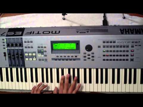 Video Aula Improvisação - Gospel Groove ( Parte 2 )