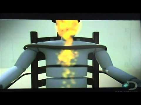 Machines of Malice Electric Chair -  Michael Morse Appearance