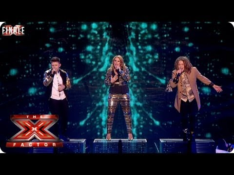The Final 3 sing Lifted by Emeli Sande - Live Final Week 10 - The X Factor 2013
