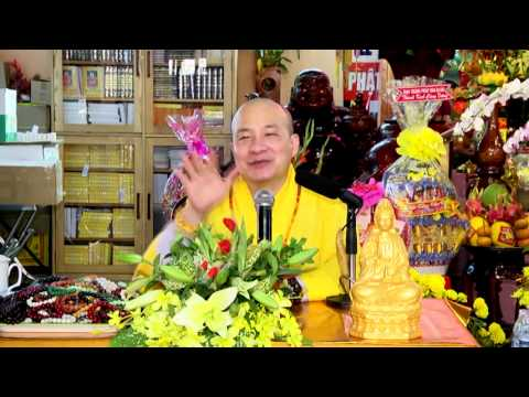 Thầy Thích Trí Huệ - Chia sẻ đầu năm 2015
