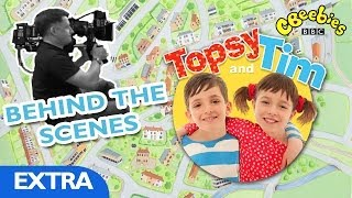 CBeebies Grown-ups: Topsy And Tim Behind The Scenes