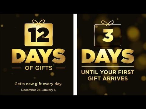 Apple Rolls Out '12 Days of Gifts' App