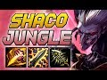 SHACO JUNGLE GAMEPLAY LEAGUE OF LEGENDS ETERNO LOL