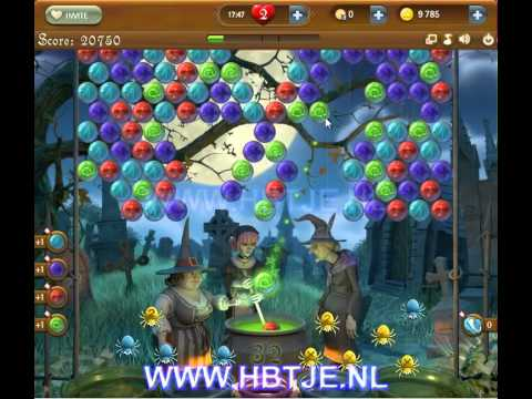 Bubble Witch Saga level 14
