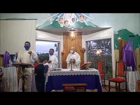 Santa Missa | 25.03.2021 | Quinta-feira | Padre José Sometti | ANSPAZ