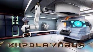 Kupolaváros (Dome City) - Pre-Alpha Játékmenet trailer