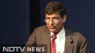 Raghuram Rajan uses 'dosa economics' to explain inflation