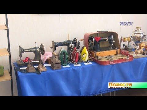 В Искитимском районе открыли музей ретро-техники