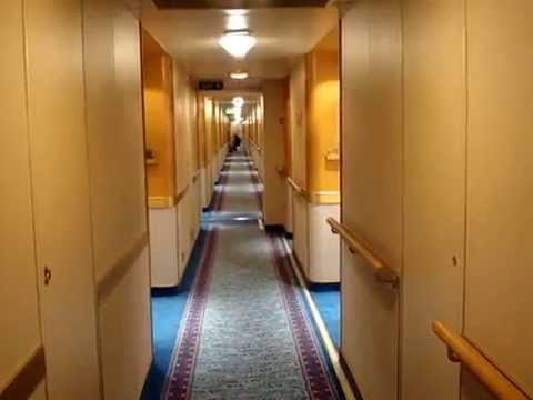 Inside Cabin On The Ruby Princess Youtube