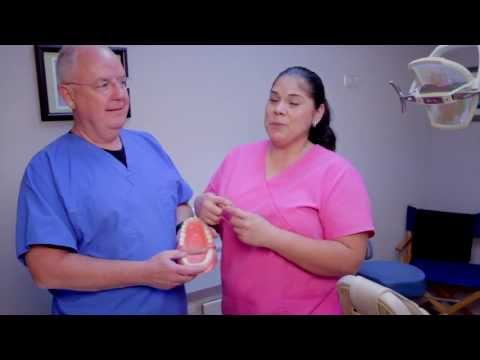 Dr. Tony McDowell, DDS - How To Brush and Floss Your Teeth (english and spanish)