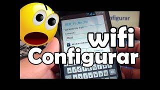 Como Configurar Wifi LG Optimus L4 L5 L3 Comoconfigurar