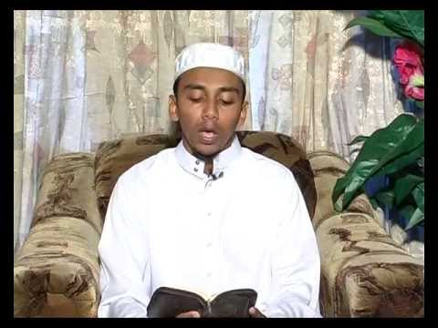 Beautiful Qirath by Al Qari Hafiz Shifan (Sri Lanka)