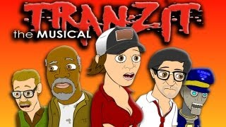 ♪ TRANZIT THE MUSICAL Black Ops 2 Zombies Parody Of