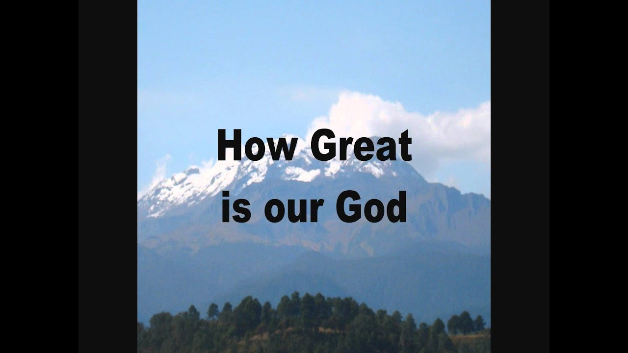 How Great Is Our God Lyrics and Chords | Worship Together
