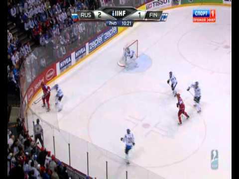 Россия-Финляндия. Все голы