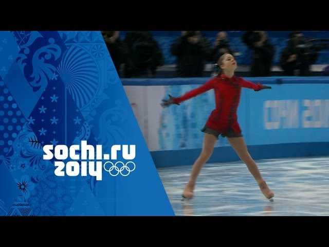 Team Figure Skating - Ladies' Free Skating Final | Sochi 2014 Winter Olympics