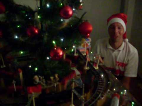 Árvore de Natal do Zé Fusca - 2009