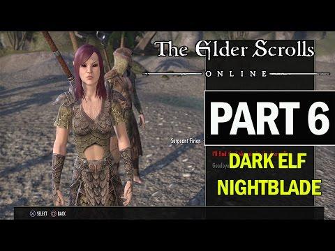 The Elder Scrolls Online PS4 Walkthrough Part 6 - Let's Play Gameplay Review