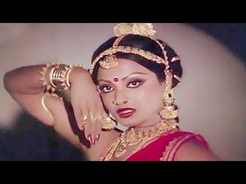 Aai Karke Shringar - Rekha, Lata Mangeshkar, Do Anjaane Song