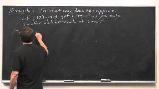 Worldwide Calculus: Prelude to the Definite Integral: Riemann Sums (part A)