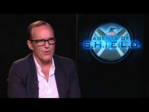 Marvel's Agents of S.H.I.E.L.D. - Clark Gregg on Agent Couslon