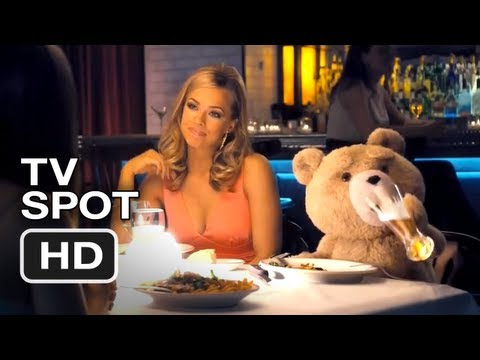 Ted TV SPOT #1 (2012) -Mark Wahlberg, Mila Kunis, Seth MacFarlane Movie HD