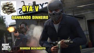 GTA V Segredos E Manhas Do Gta V (Como Ganhar Dinheiro