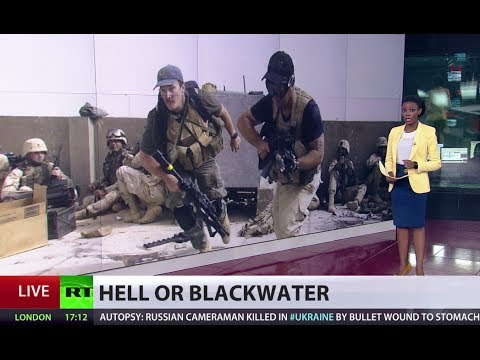 Revealed: Blackwater threatened to kill US official during Iraq war