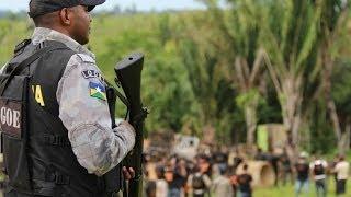 Conflito na Região de Bom Futuro repercute em todo Brasil - G1-RO