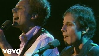 Simon & Garfunkel - The Sound of Silence (from The Concert in Central Park)