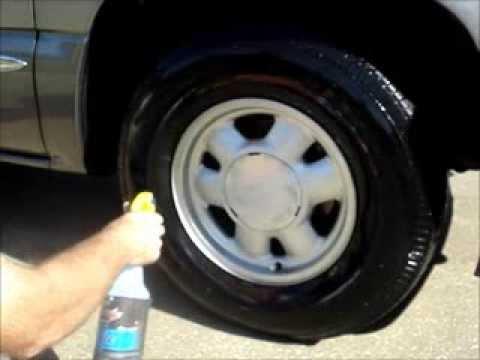 Aqua Gloss Silicone Tire Shine Dressing