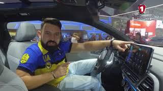 Концепт Chery Exeed | Франкфуртский Автосалон 2017. Первый Автомобильный канал.