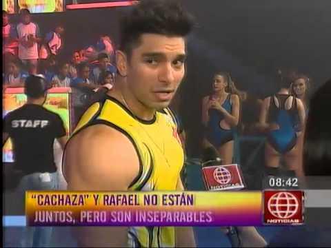 Rafael Cardozo y Cachaza dieron detalles de su convivencia tras 'ampay'
