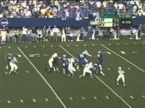 Jared Lorenzen vs  Tennessee 2001